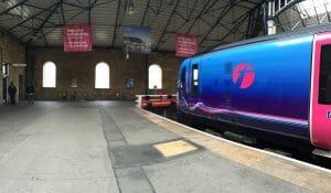 Station, Yorkshire, UK