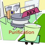 AEX purification
