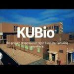 バイオ医薬の現薬の製造工場はプレハブ方式で造られる – KUBio by GE Healthcare –